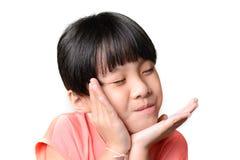 Crianças do pirulito Imagem de Stock Royalty Free