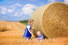 Crianças durante Oktoberfest Imagem de Stock