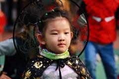 Crianças em Dia das Bruxas Imagem de Stock