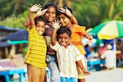 Crianças indianas Imagens de Stock Royalty Free