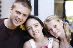Crianças junto imagens de stock royalty free