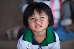 Crianças Karen Fotografia de Stock Royalty Free