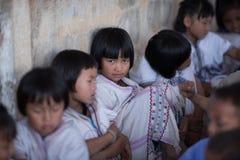 Crianças Karen Foto de Stock