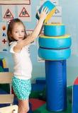 Crianças no jardim de infância Fotografia de Stock