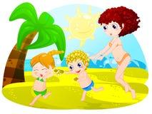 Crianças perniciosas Imagem de Stock Royalty Free