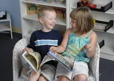 Crianças prées-escolar fotografia de stock royalty free