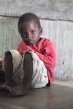 Crianças sujas pequenas fotografia de stock royalty free