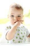 Criança Foto de Stock