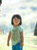Crianças deficientes felizes Fotos de Stock