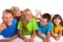 Crianças felizes Imagem de Stock