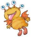 Criatura Imagen de archivo libre de regalías