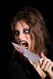 Criatura assassino Imagens de Stock