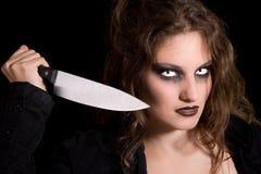 Criatura assassino Fotos de Stock Royalty Free