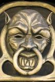 Criatura assustador fotografia de stock royalty free