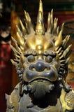 Criatura celestial palácio proibido Imagens de Stock