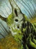 Criatura da árvore Imagens de Stock