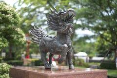 Criatura da mitologia Foto de Stock Royalty Free