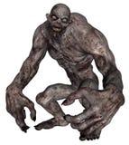 Criatura de los Undead Fotografía de archivo libre de regalías
