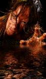 Criatura do pântano Fotos de Stock Royalty Free