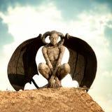Criatura místico foto de stock royalty free