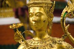 Criatura mítica Kinnara Imagen de archivo libre de regalías