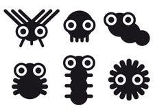 Criaturas pequenas Imagem de Stock