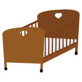 Crib Royalty Free Stock Images