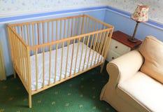 Crib Stock Photography