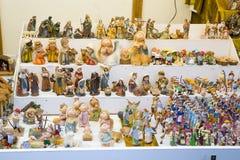 Crib figures Royalty Free Stock Photos