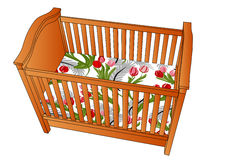 Crib Stock Photos