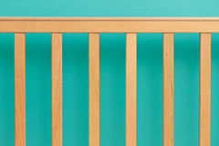 Crib railing Royalty Free Stock Photography