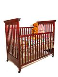 Crib Waiting For Baby Royalty Free Stock Image