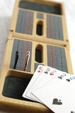 Cribbage photo libre de droits
