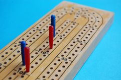 Cribbage Photo stock