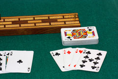 Cribbage Stock Photography