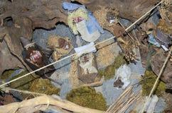 Cribs ujawnienie Postua Vc Włochy Fotografia Stock