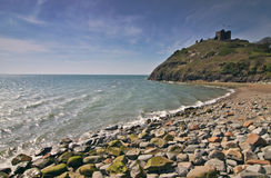 Criccieth Castle Stock Photos