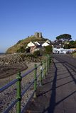 Criccieth Castle Stock Photography