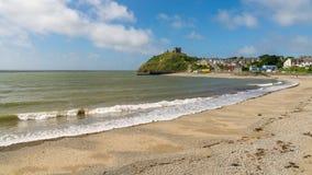 Criccieth, Gwynedd, Wales, Großbritannien Stockfoto