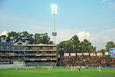 cricket 2009 de l'Afrique australie fév. du sud à voyager Photographie stock libre de droits
