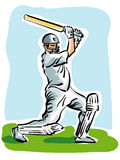 Cricket Stock Photography