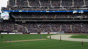 The 2015 Cricket All-Stars Match in New York Royalty Free Stock Image