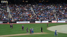 The 2015 Cricket All-Stars Match in New York Stock Photos