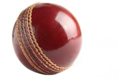Cricket ball. Royalty Free Stock Photography