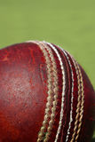 Cricket Ball Seam Royalty Free Stock Images
