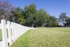 Cricket Boundary Fence Stock Images