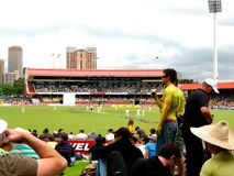 Cricket & Crowd Stock Images