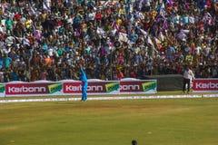 Cricket 8 de Bollywood Photos libres de droits
