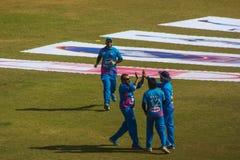 Cricket 10 de Bollywood Photos stock