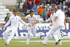 Cricket: England v Australia 4th Ashes Test Day Four Stock Photos